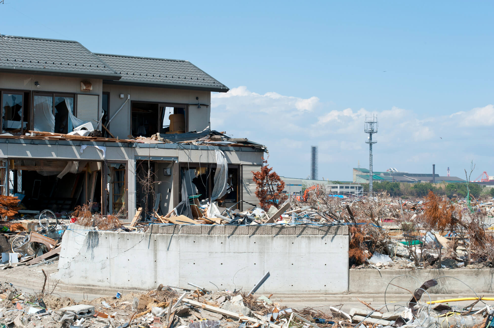 災害大国の日本で、不動産投資家は台風や地震をどう対策すべきか